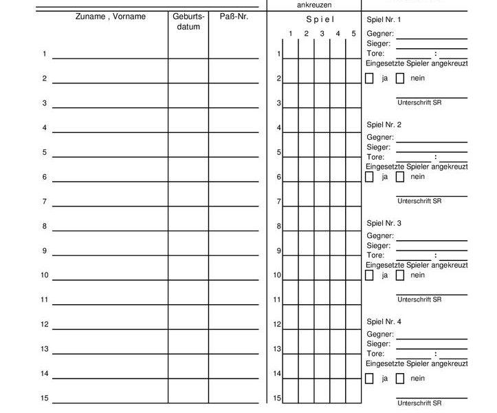 thumbnail of Turnier-Spielberichtsbogen Formular
